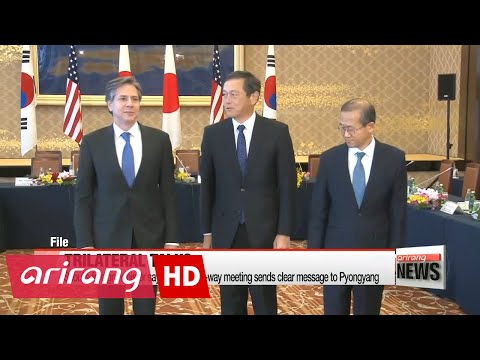 S. Korea, U.S., Japan wrap up third round of vice minister-level talks in Seoul