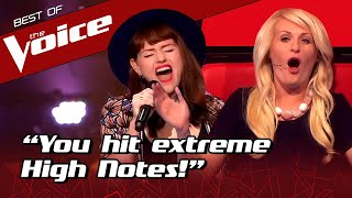 BEST Blind Audition EVER in The Voice!?