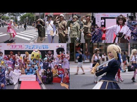 シリーズ名古屋市「栄地区グランドビジョン」No.14-SAKAEコスプレフェスティバル2015
