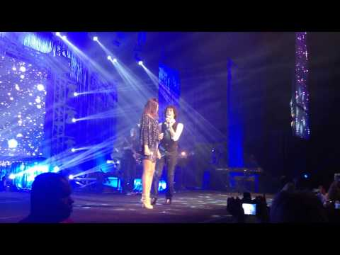 The Voice Tour Sp - Sam Alves & Marcela Bueno - A Thousand Years