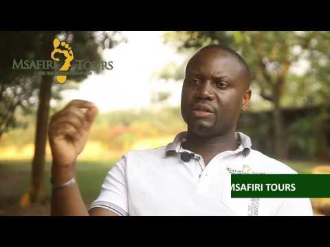Inspirational, Ethical Uganda travel business-Msafiri tours Travel TV