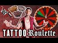 TATTOO ROULETTE (Tattoo Game Show) ft. JC Caylen -