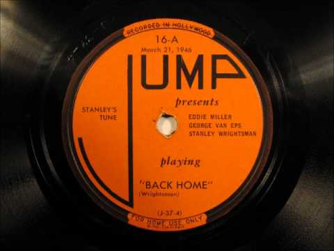 BACK HOME by Eddie Miller - George Van Eps JAZZ