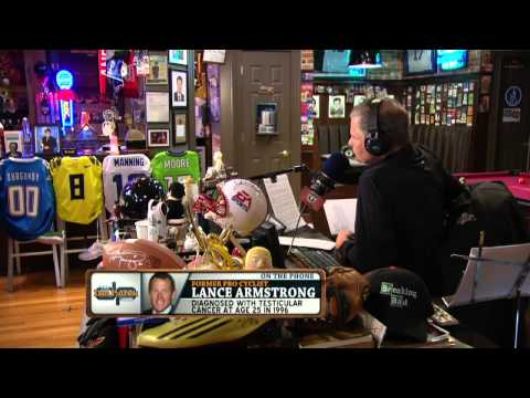 Lance Armstrong on the Dan Patrick Show (Part 2) 8/7/14