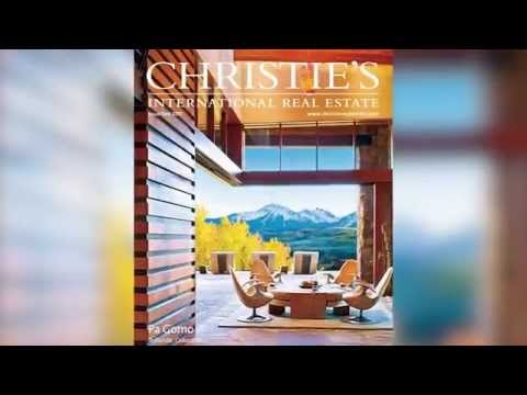 Willis Allen Agents Use Christie's International Magazine to Market to the World