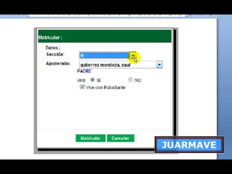 SIAGIE 3.0 TRASLADO DE ESTUDIANTES