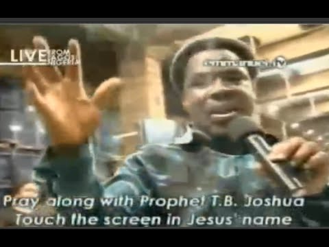 Scoan 23 11 14: Sunday Live Prayer Line With Tb Joshua. Emmanuel Tv video