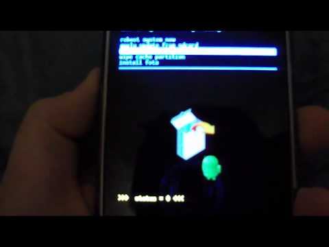 Samsung Galaxy S Plus Hard Reset. Galaxy I9001 | How To Make & Do