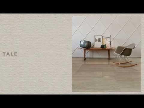 Ceramiche Caesar TALE new 2015 porcelain stoneware travertine effect