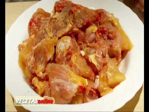 Pollo campero - Recetas de cocina
