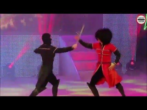 Горцы ( Танец с Саблями)