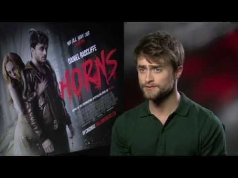 Interview: Daniel Radcliffe talks HORNS