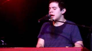 David Archuleta - Desperate (Live)