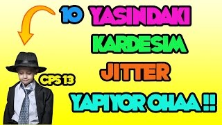 10 YAŞINDAKİ KARDEŞİM JİTTER CLİCK İLE UHC KAZANDI ? OHAA !!!!! (14 CPS)