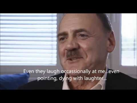 Hitler actor Bruno Ganz interview about Youtube Downfall Parodies