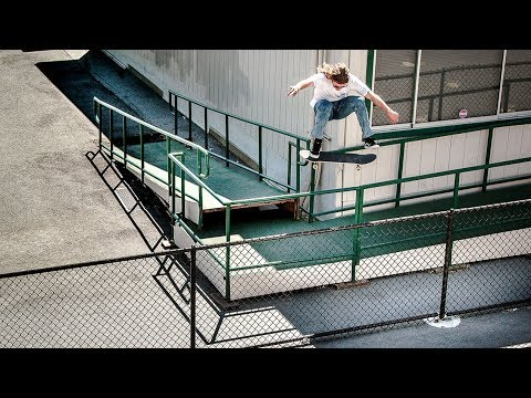 "Rough Cut: Clive Dixon's ""Saturdays"" Part"