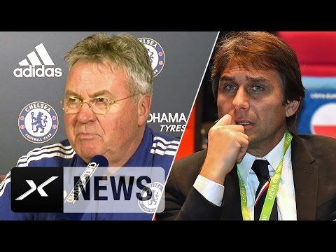 Antonio Conte zu Chelsea? Das sagt Guus Hiddink | FC Southampton - FC Chelsea