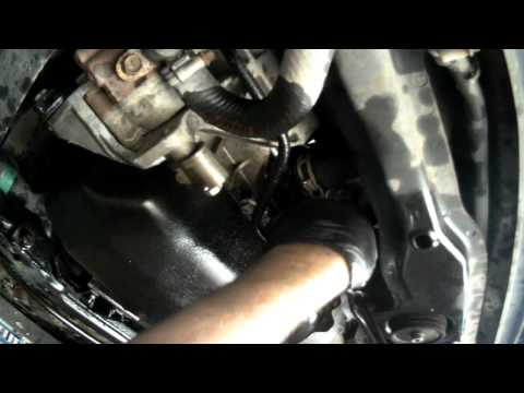 VW A3 2.0L oil cooler seal Replacing....