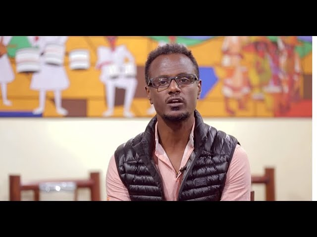 Tibeb Be Fana: Entertaining Interview With Artist Fitsum Asfaw