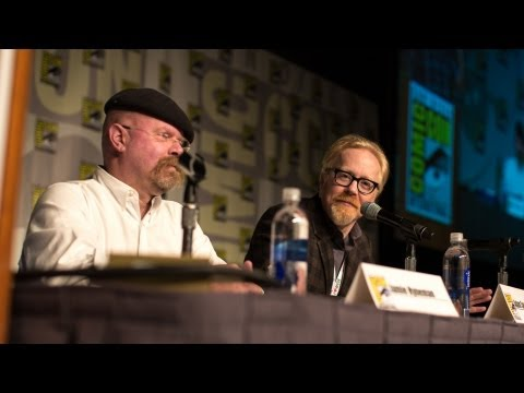 Jamie and Adam's Comic-Con 2013 Panel