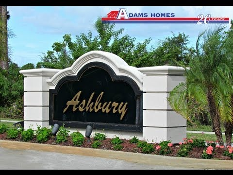 Adams Homes | Ashbury | Sebastian, Florida | www.AdamsHomes.com