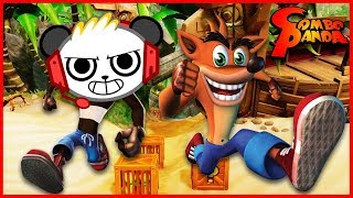 Crash Bandicoot N Sane Trilogy Mango Quest! Let's Play with Combo Panda
