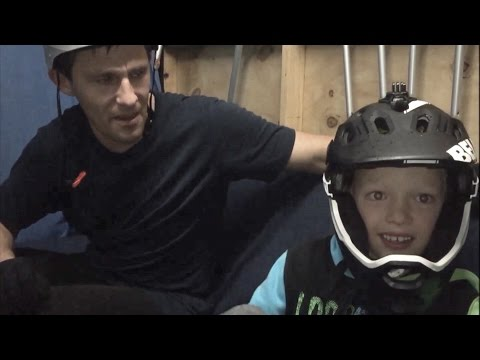 Lil Pros Tour Australia - World's Youngest 360 - 6 Year Old Jake Riddle - GC Compound