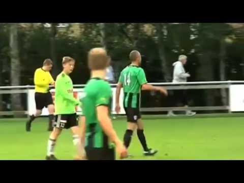 Henrik Larsson makes comeback but son gets the goal