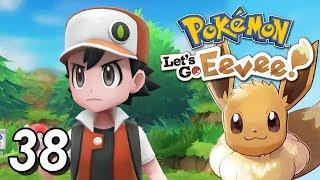 Pokémon: Let's Go, Eevee! | Episode 38 - Red & Blue