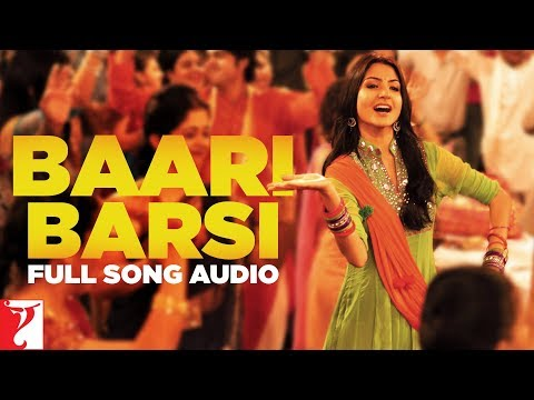 Baari Barsi - Full Song Audio | Band Baaja Baaraat | Harshdeep | Labh | Salim | Salim-Sulaiman