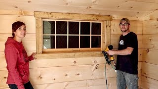 Using Cheap 2x4s to Make Custom WINDOW TRIM