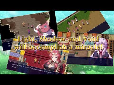 Asdivine Hearts Trailer (Switch)