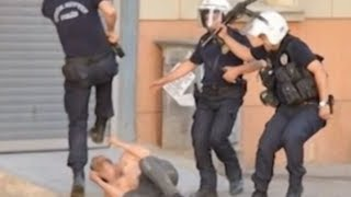 Turkey must stop disgraceful police violence  6/18/13