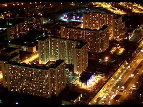 Я люблю тебя, Москва! (Moscow never sleeps)