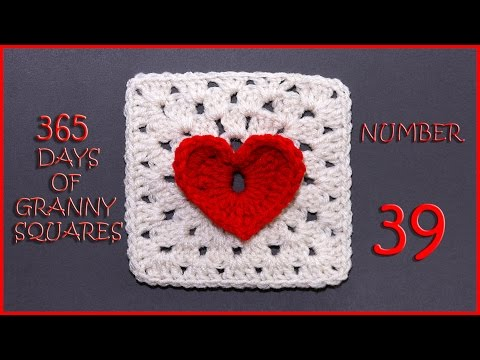 365 Days of Granny Squares Number 39