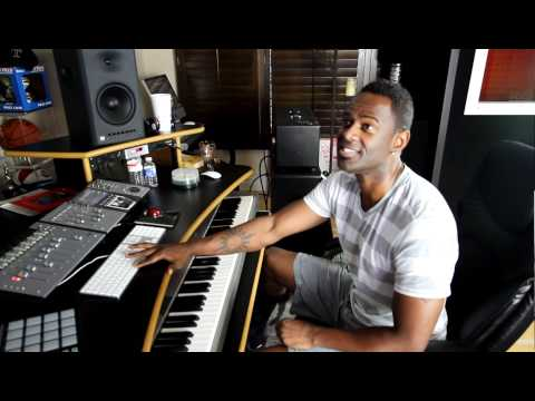 Brian McKnight - Previews New Song For Adult Mixtape
