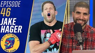 Jake Hager talks latest Bellator win, post-fight interview | Ariel Helwani's MMA Show