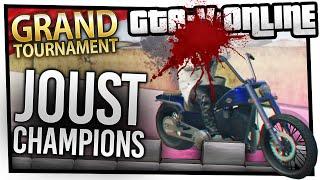 GTA 5 Online - Joust Champions