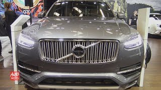 2019 Volvo XC90 T8 Inscription - Exterior And Interior Walkaround - 2019 Montreal Auto Show
