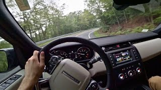 2017 Land Rover Discovery SE-  Tedward POV Test Drive (Binaural Audio)
