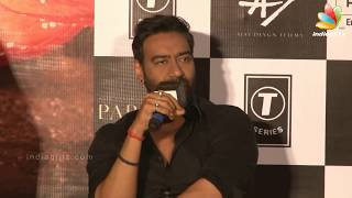 Ajay Devgn on Radhika Apte's LEAKED Hot Scene in Parched