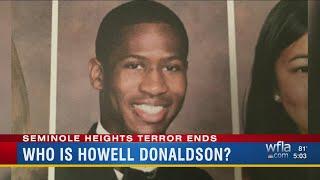 45Secs-Tampa Serial Killer Trai Donaldson Loony Brown Christian