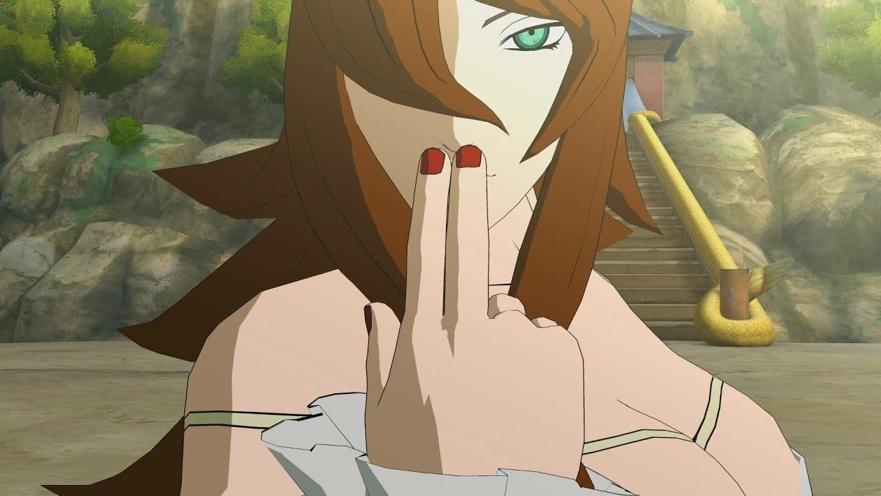 Naruto nude mod hentay clip