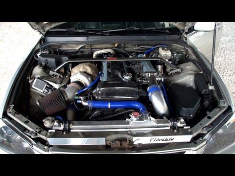 Lexus IS200 + 2JZ-GTE: серая мышка?