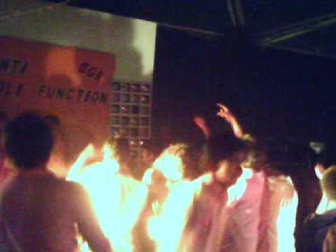 jeetinder at holy function karachi
