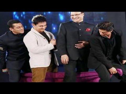 Aap Ki Adalat | Shahrukh Khan, Salman Khan & Aamir Khan SPOTTED TOGETHER