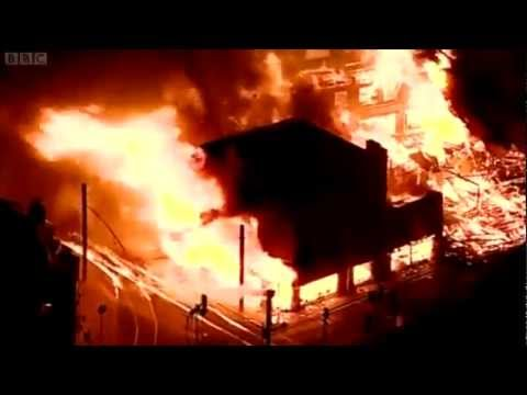 UK Riots 2011 Montage: London, Manchester, Liverpool, Birmingham HQ