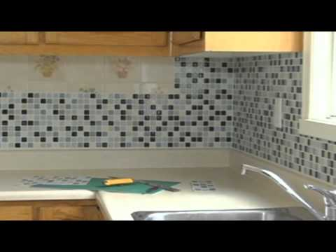Smart Tiles Peel And Stick Backsplash Presentation Youtube