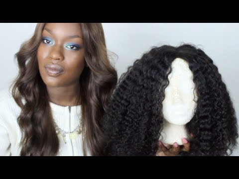 Brazilian Deep Curly DIY wig FAQ  +     PrincessHairShop.com