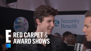Baixar Shawn Mendes on Advice From Justin Bieber & Taylor Swift  E Live from the Red Carpet